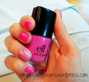 manicure of the day, thebeautybeans.jph