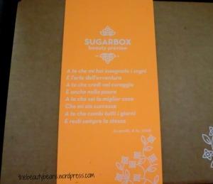 Sugarbox Giugno 2013